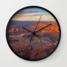 Grand View Wall Clock