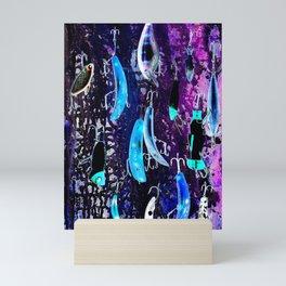 Midnight Lures Mini Art Print