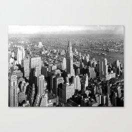 Chrysler Building, New York City 1932 Canvas Print