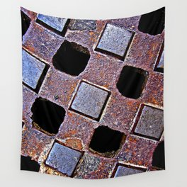 In the Street - The Peace Collection Wall Tapestry