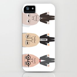 The Godfathers of Modern Architecture iPhone Case