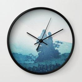 Mist under Uniki Wall Clock