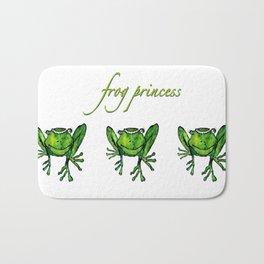 Frog Princess Bath Mat