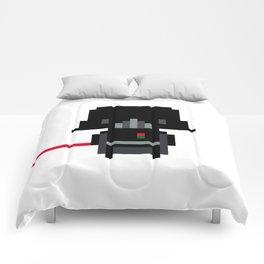 Pixel Darth Vader Comforters