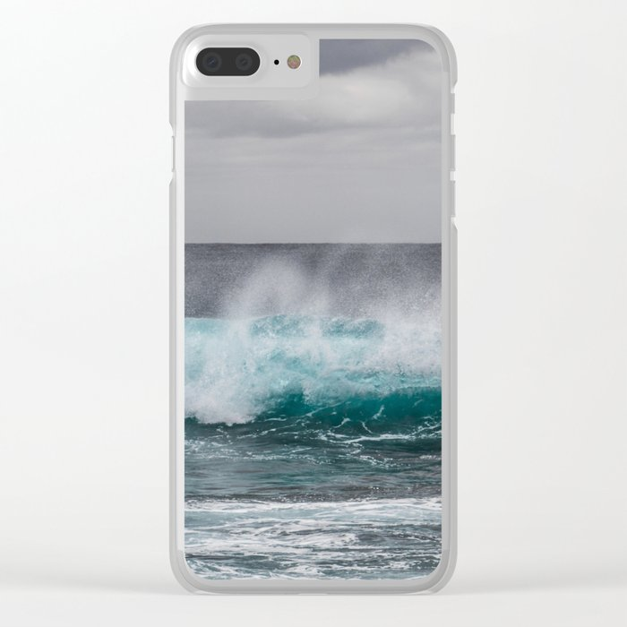 La Palma, Atlantic Ocean Clear iPhone Case