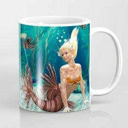 cute mermaid Coffee Mug