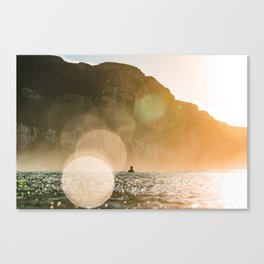 Southern Solitude Canvas Print