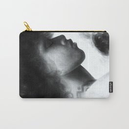 Rose Pouch Carry-All Pouch
