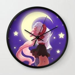 Sailor Moon - Helios and Chibiusa Wall Clock