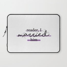 """Reader, I Married Him"" 