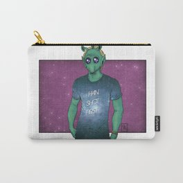 Hipster Greedo Carry-All Pouch