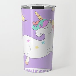 Unicorn Travel Mug