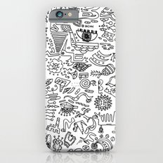 Scattered Slim Case iPhone 6s