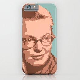 Shirley Jackson iPhone Case