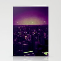 toronto Stationery Cards featuring Toronto! by Sami Kelsh