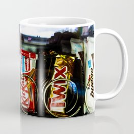 The Yummy Candy Coffee Mug