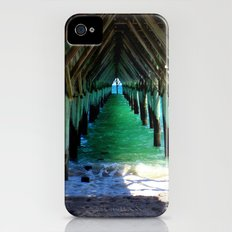 Peaceful Under the Pier Slim Case iPhone (4, 4s)