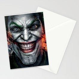 EVIL JOKER Stationery Cards