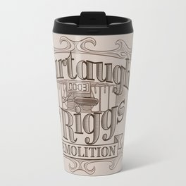 Murtaugh & Riggs Demolition Travel Mug