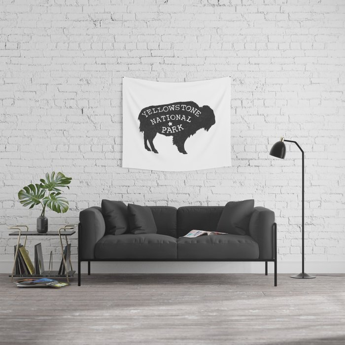 Yellowstone  Wall Tapestry