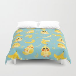 The Banan Bois Duvet Cover