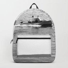Sailing in Acadia National Park Backpack