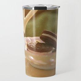 tea + cookies Travel Mug