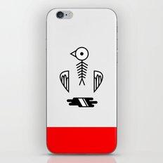 Fishbird iPhone & iPod Skin