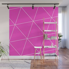 Ion Triangle Wall Mural