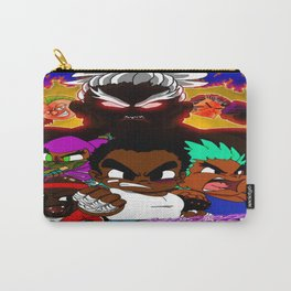 Badstreet Brawlers Carry-All Pouch