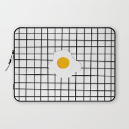 This is Egg Laptop Sleeve