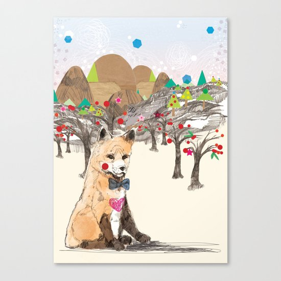 MERRY CHRISTMAS!!!!! Canvas Print