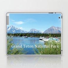 Grand Teton National Park. Landscape photography. Laptop & iPad Skin