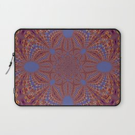 Sequential Baseline Mandala 12o Laptop Sleeve