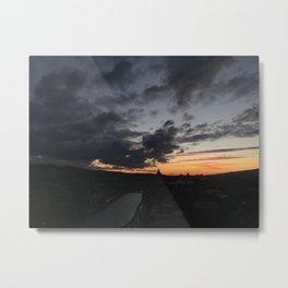 Sunrise in Georgia // #TravelSeries Metal Print