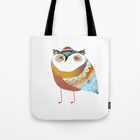 The Sweet Owl Tote Bag