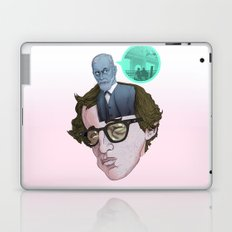 Id, Ego & Superego of Woody Allen Laptop & iPad Skin