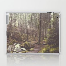 The paths we wander Laptop & iPad Skin