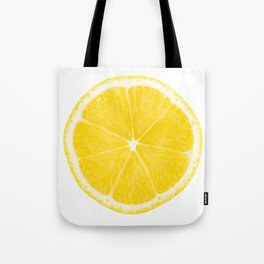 LOVE LEMON Tote Bag