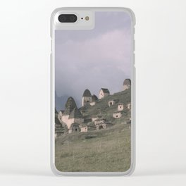 New birth Clear iPhone Case