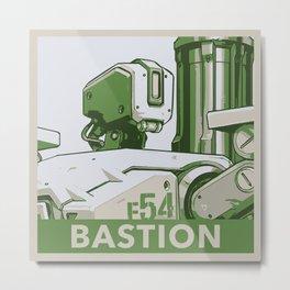 Bastion HOPE Propaganda Metal Print