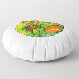 Wings Of Fire Dragon Floor Pillow