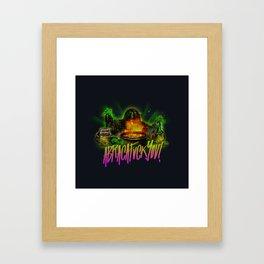 Abracafuckyou Framed Art Print
