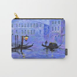 Lilac Night Carry-All Pouch
