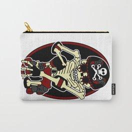 Derby de Muerta Carry-All Pouch