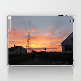 Coastguard Sunset Laptop & iPad Skin