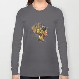 Erykah Badu - Soul Sister | Soul Brother Long Sleeve T-shirt