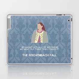 The Reichenbach Fall - Molly Hooper Laptop & iPad Skin