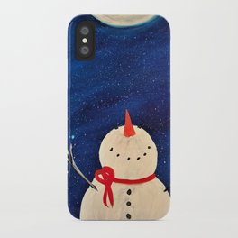 Whimsical Winter iPhone Case