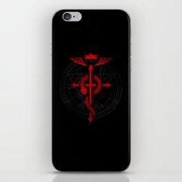 Full of Alchemy - Fullmetal alchemist iPhone Skin